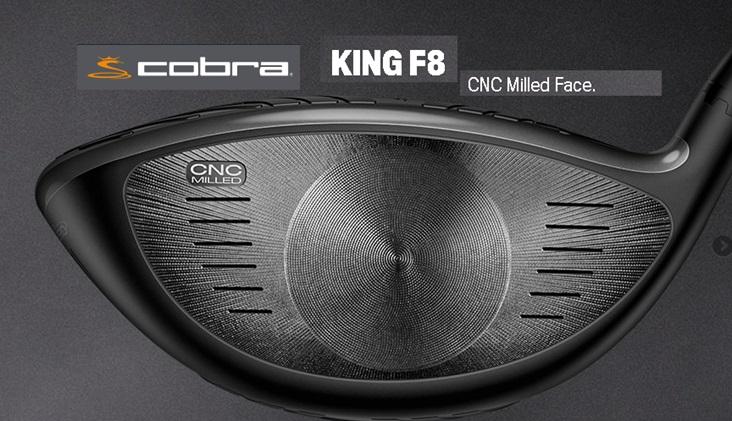コブラ COBRA F8ドライバーとF8+ドライバー