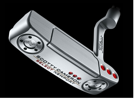 2018 Scotty Cameronニューポートパター