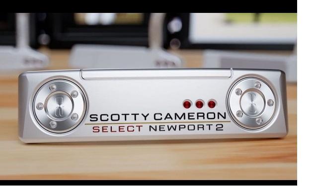 スコッティキャメロン Scotty Cameron's New 2018モデルパター
