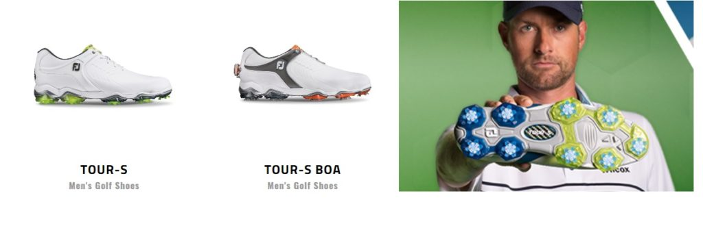 FootJoy(フットジョイ) Tour-S(ツアー S) ゴルフシューズ
