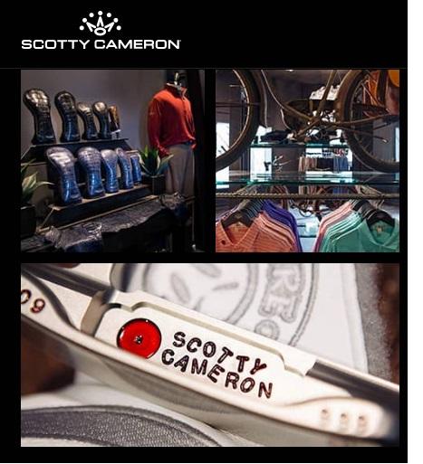 スコッティ キャメロン ゴルフ ギャラリー店