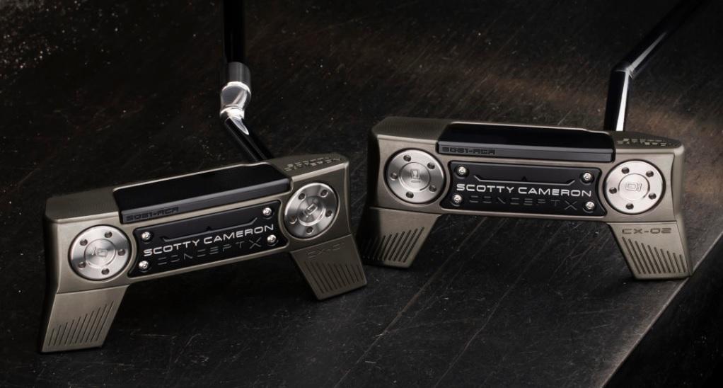 スコティキャメロン コンセプトCX-01とコンセプトCX-02