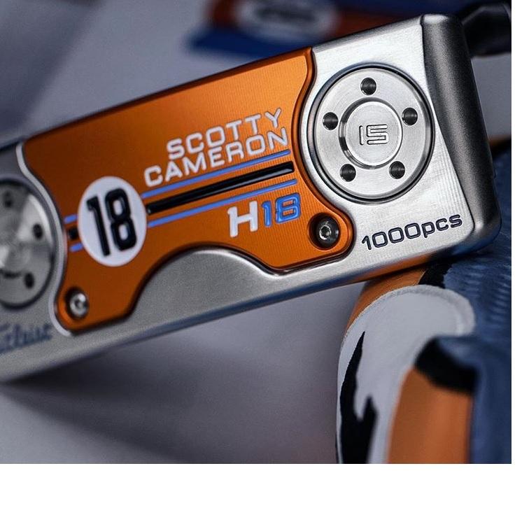 スコッティキャメロン 2019年-2018 H18 限定パター