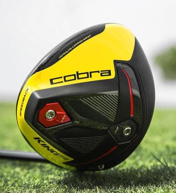 コブラ Cobra King F9スピードバック ドライバー