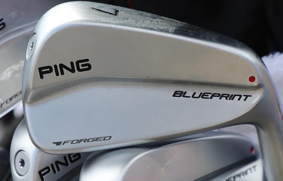 Ping Blueprint iron
