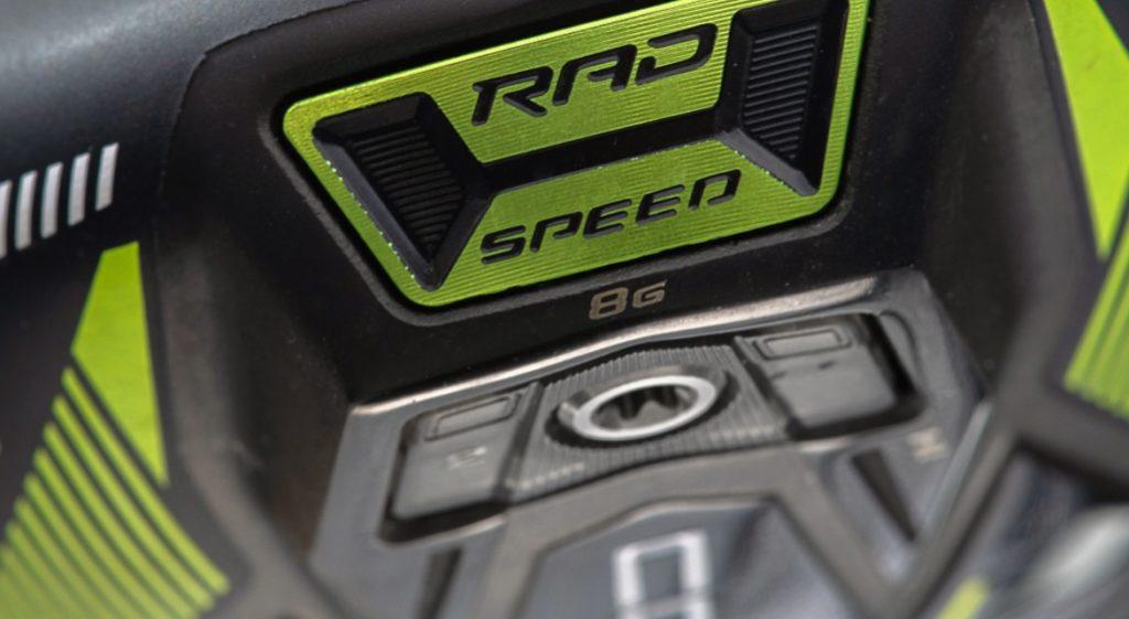 Cobra コブラ RAD SPEED ドライバー